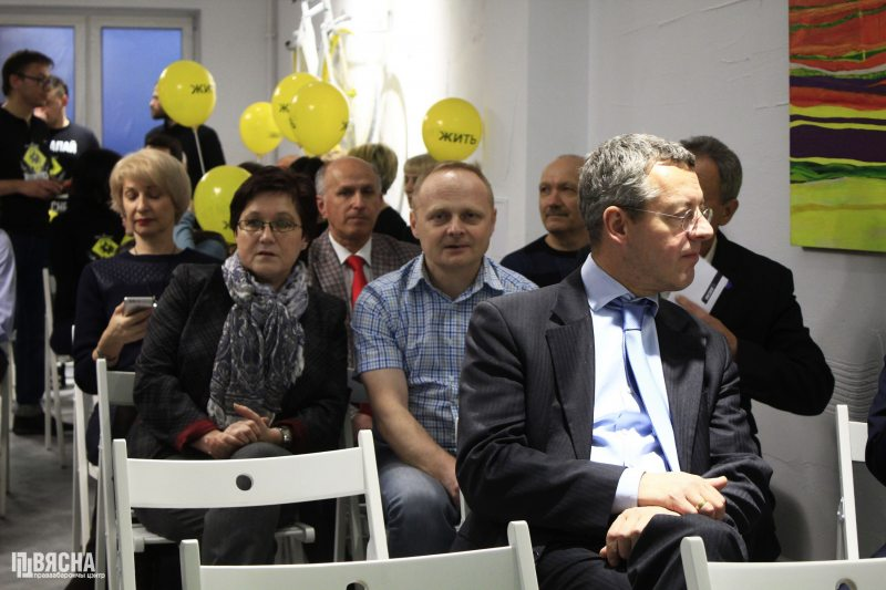 У Мінску 10 снежня, адбылася цырымонія ўзнагароджання штогадовай Нацыянальнай праваабарончай прэміяй