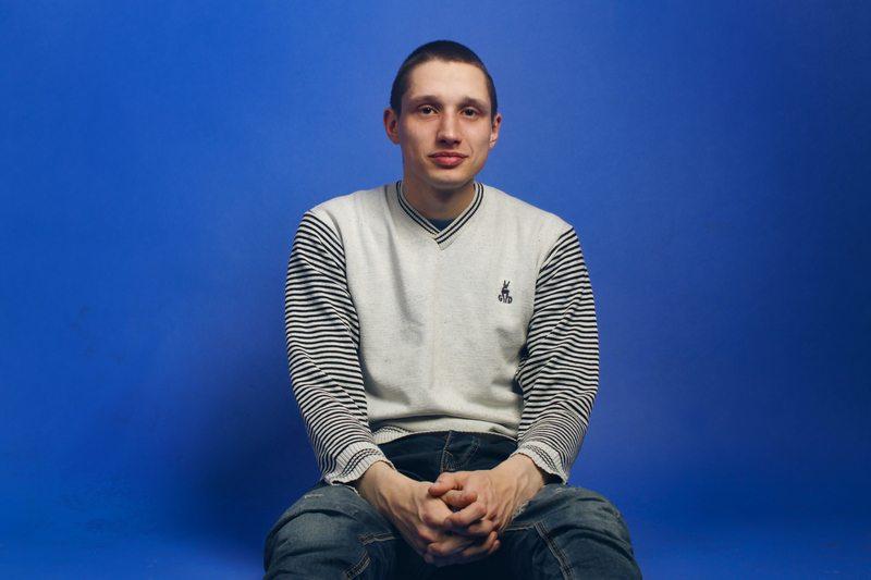 Дмитрий Полиенко после освобождения. Фото: kyky.org