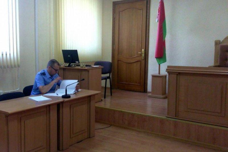 Прокурор Виталий Суздальцев. Фото