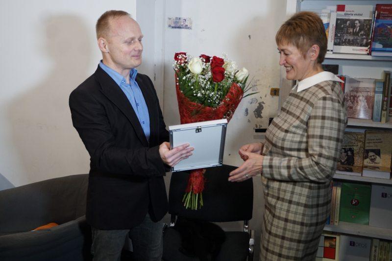 Дмитрий Дрозд и Галина Абакунчик