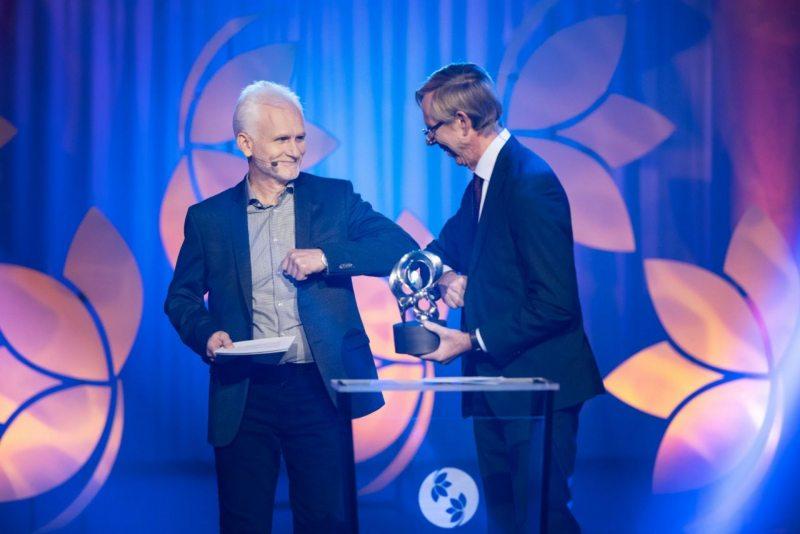 Алесь Бяляцкі атрымаў узнагароду «Right Livelihood Award»