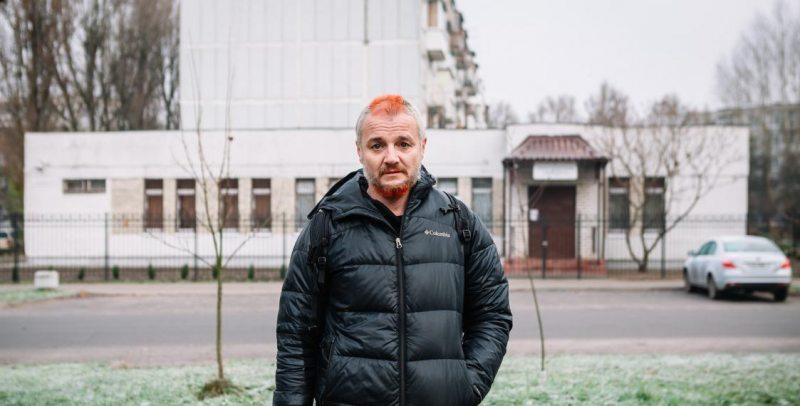 Андрэй Прыстаўка. Фота: