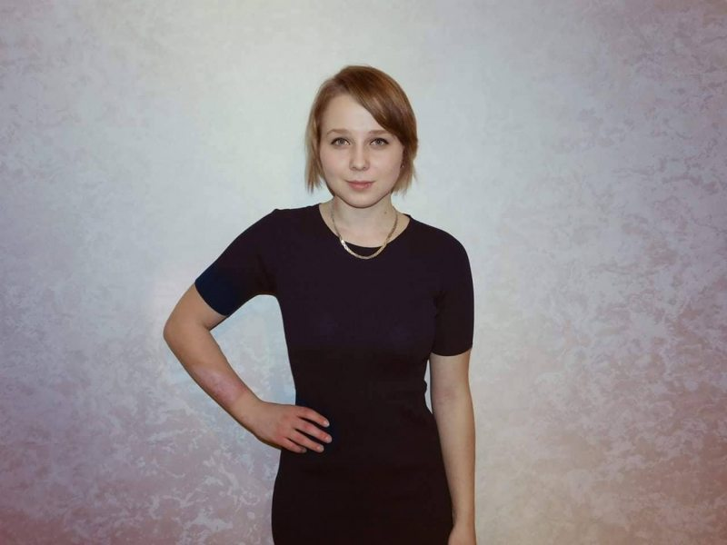 Maryia Rabkova