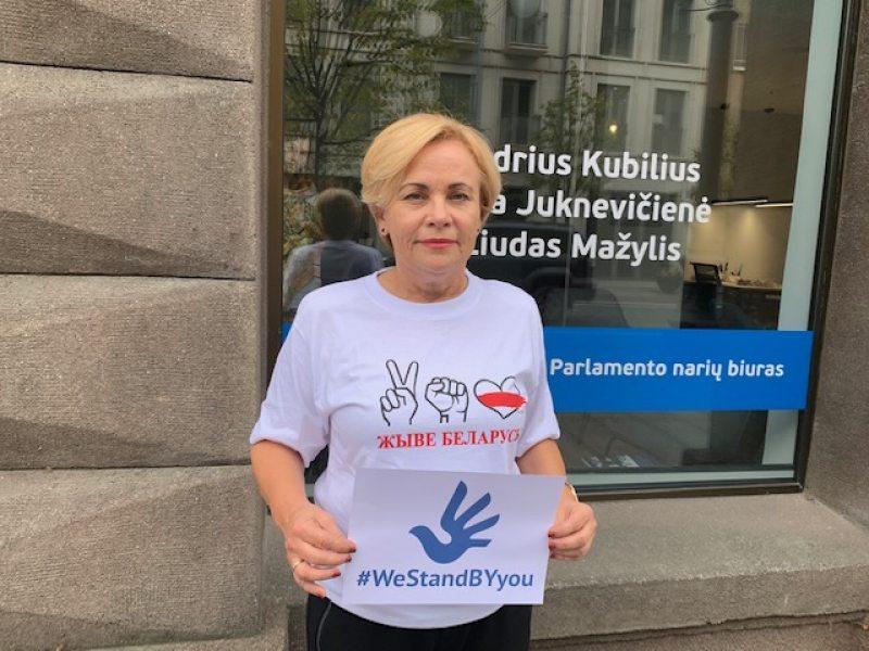 Rasa Juknevičienė, Member of the EPP Group in the European Parliament