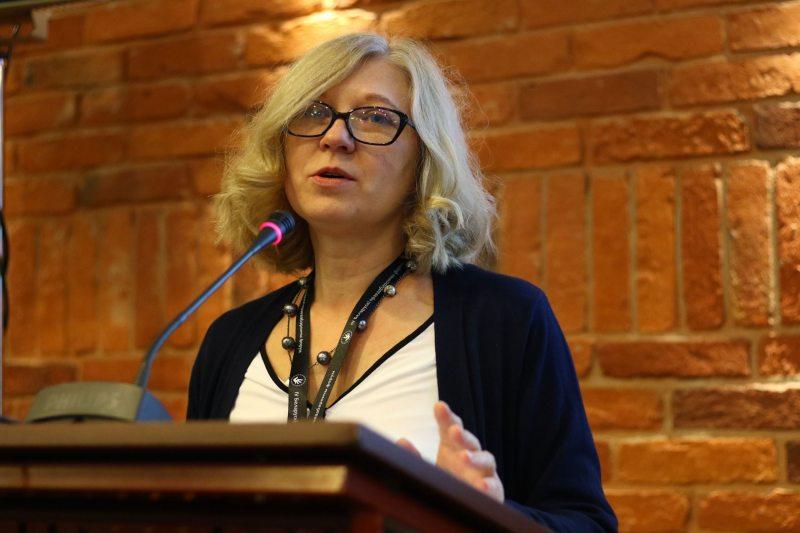 Таццяна Рэвяка, прэзідэнт БДПЧ імя Барыса Звозскава
