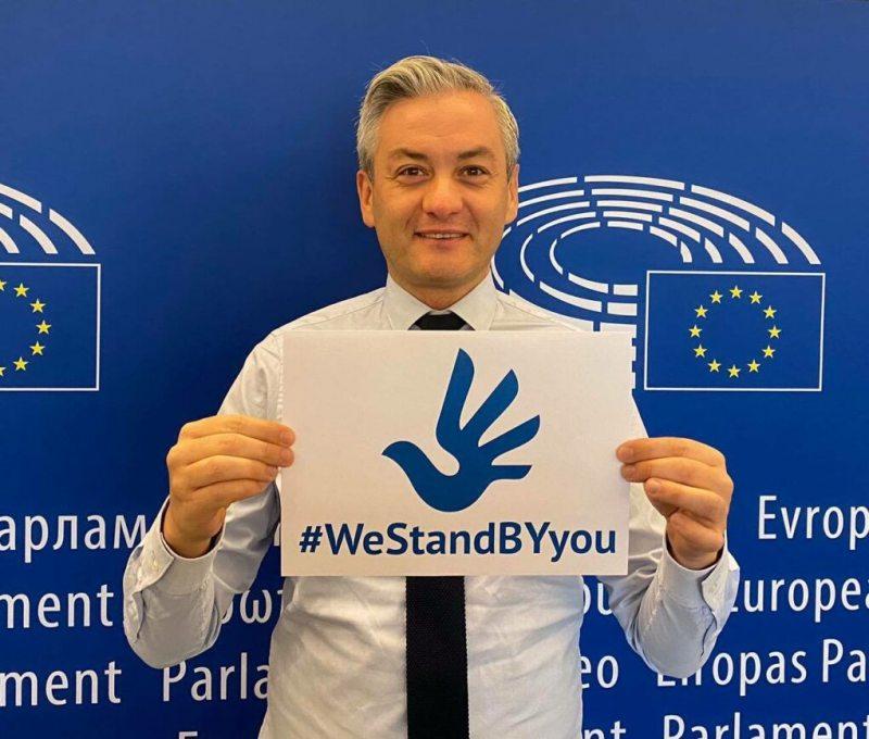 Robert Biedroń, member of the European Parliament