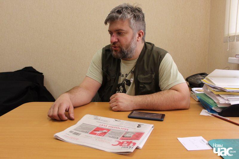 Глеб Рубанаў. Фота