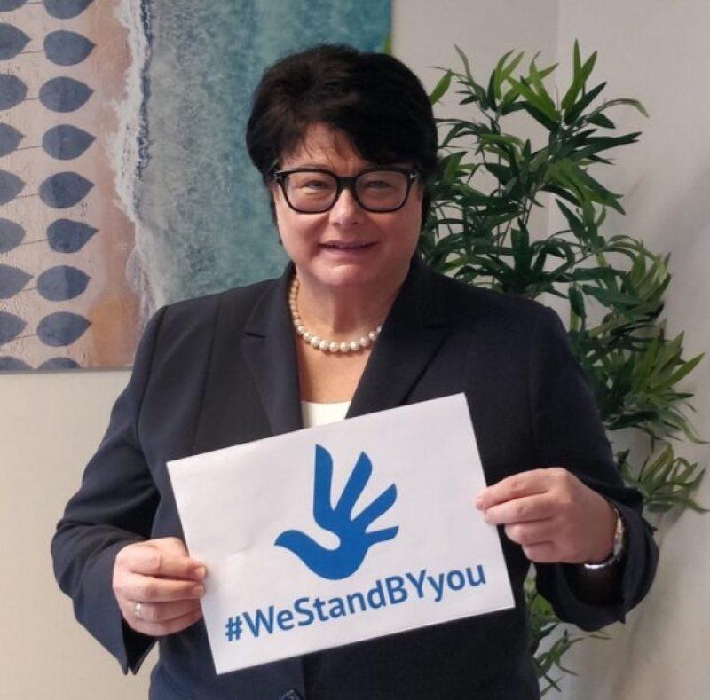 Sabine Verheyen, member of the European Parliament