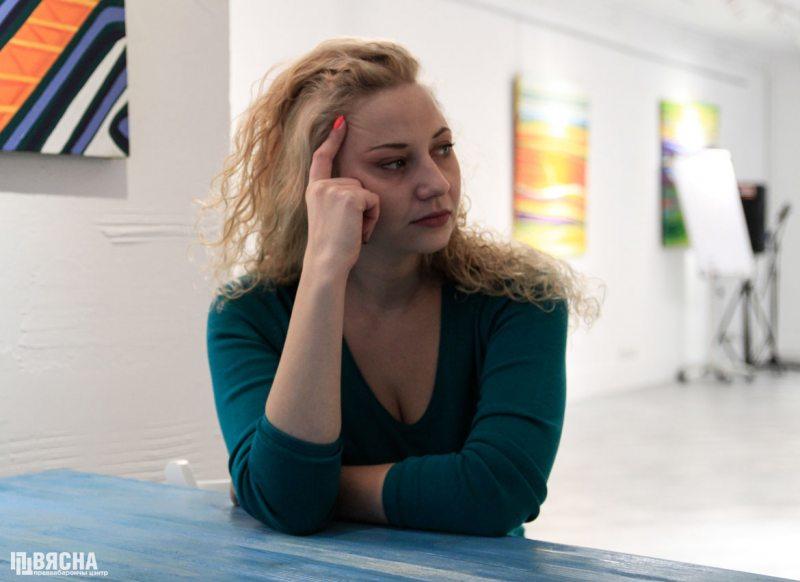 Святлана Сакалоўская. Фота: ПЦ