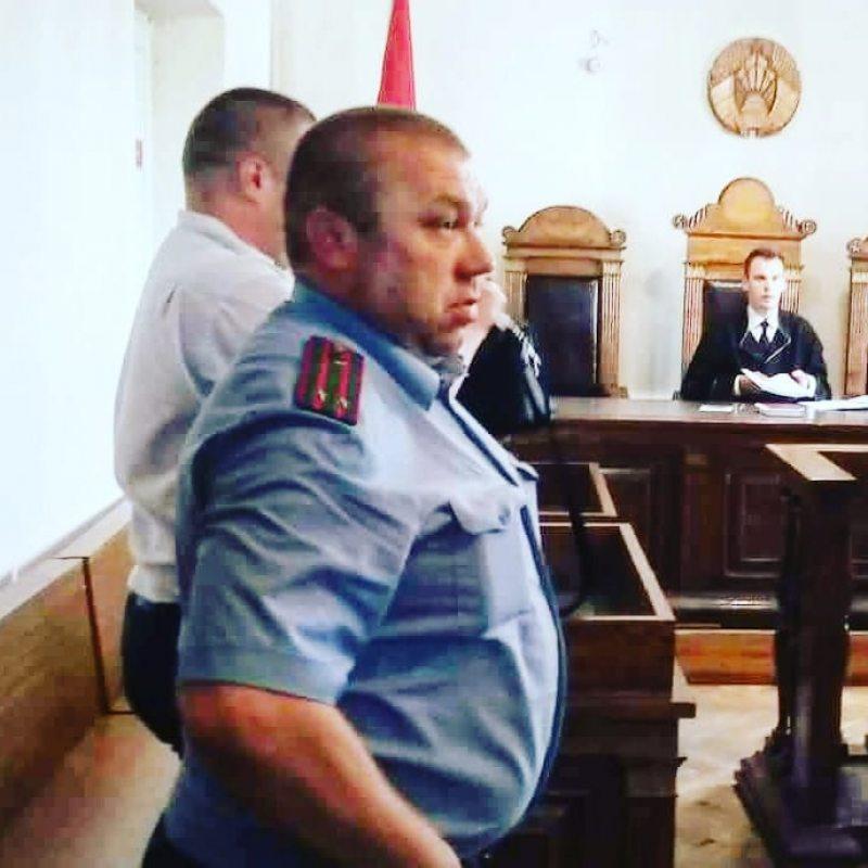 Николай Самосюк. Фото с Facebook Сергея Петрухина