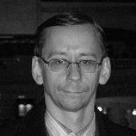 "Anatol Sanatsenka, chief editor of ""Bobruyskiy Kuryer"""