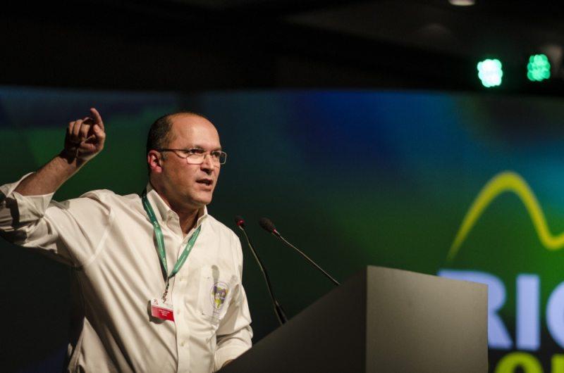Генеральный секретарь Глобального союза IndustriALL Вальтер Санчес