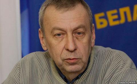 Андрэй Саньнікаў, Менск