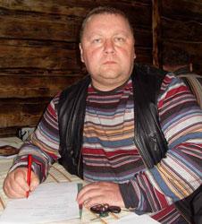 Праваабаронца Віктар Сазонаў (Гародня)