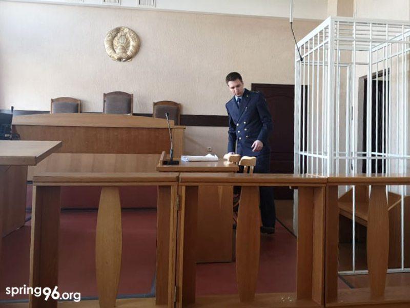Прокурор Андрей Бугук