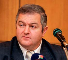Председатель Минского облисполкома Семен Шапиро