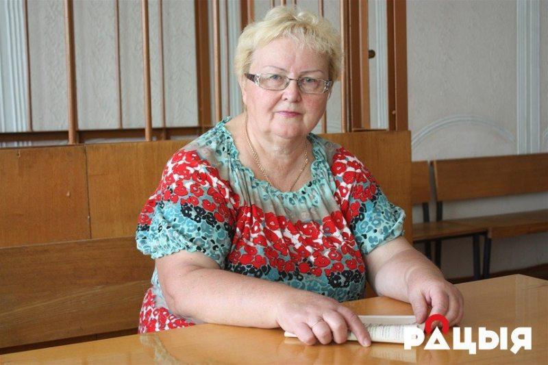 Тамара Щепеткина. Фото: Радио Рация