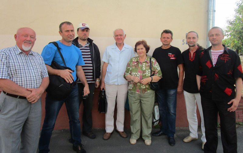 Пасля суду над Тамарай Шчеткінай у Баранавічах