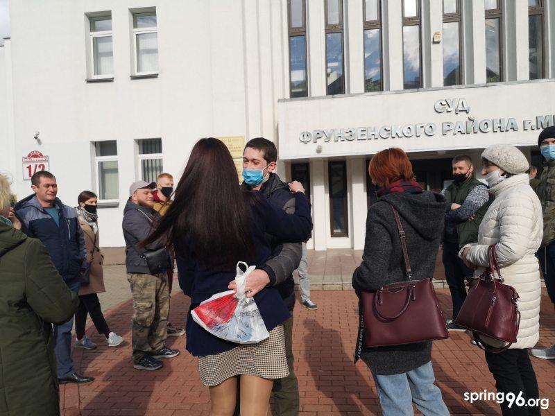 Александр Шевченко после приговора
