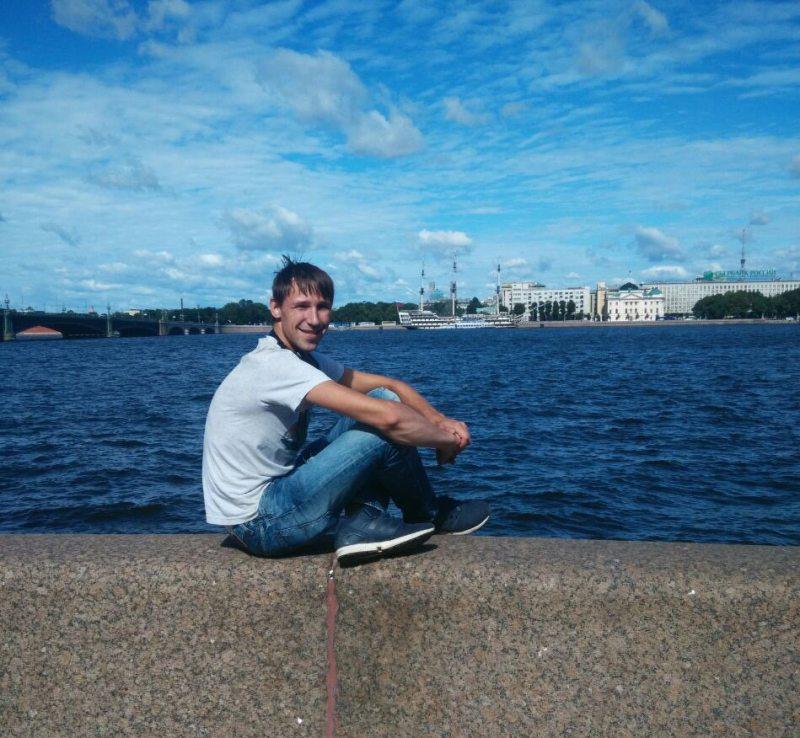 Антон Шумов. Фото представлено его сестрой Светланой