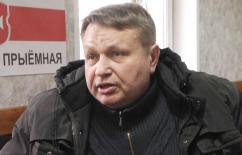 Аляксандр Сямёнаў, Гомель.
