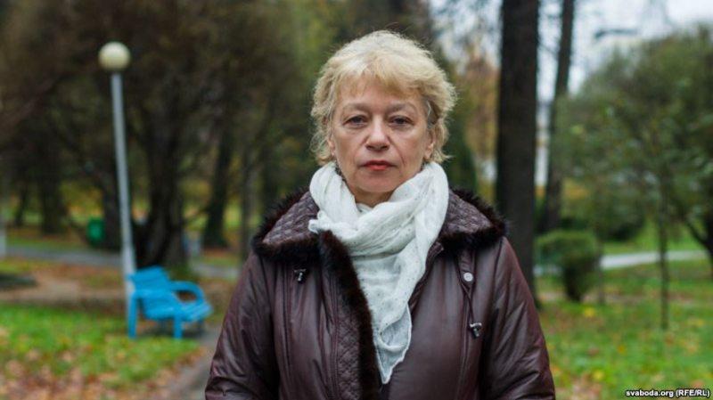 Тамара Сідарэнка / svaboda.org