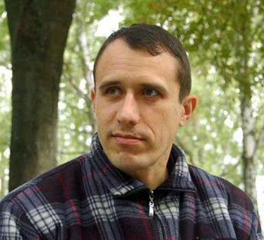 Павел Севярынец. Фота Барыса Гарэцкага