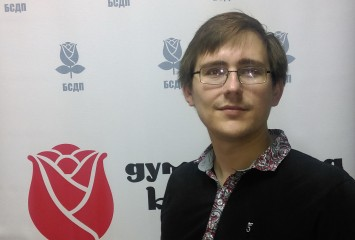 Аляксей Сігаеў. Фота: pvby.org