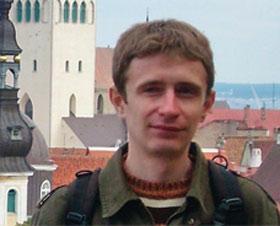 Гомельскі грамадскі актывіст Ігар Случак