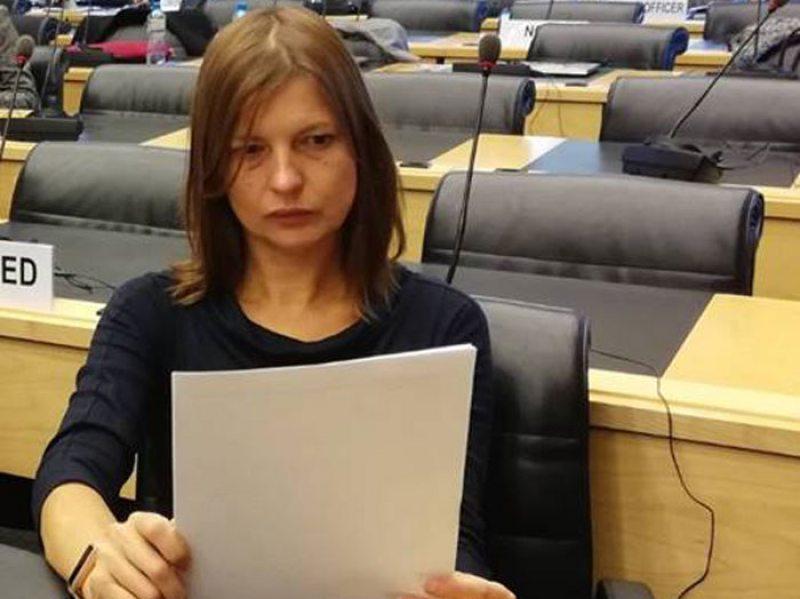 Ольга Смолянко. Фото из социальных сетей.