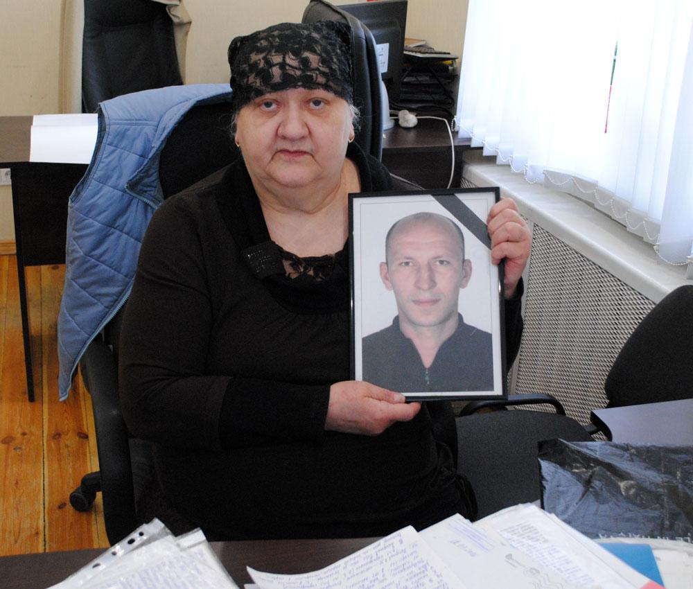 Марына Георгіеўна Багданава.