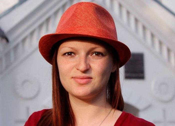 Марыя Булавінская - Ляпіна.