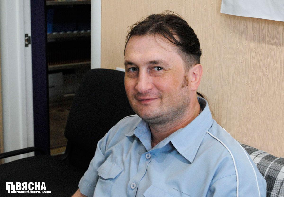 Валерый Бычкоўскі.