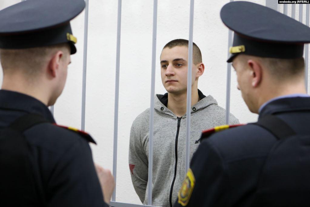 Мікіта Емяльянаў. Фота: svaboda.org