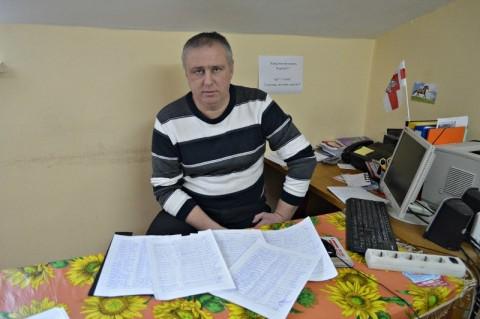 Ежы Грыгенча, грамадскі актывіст
