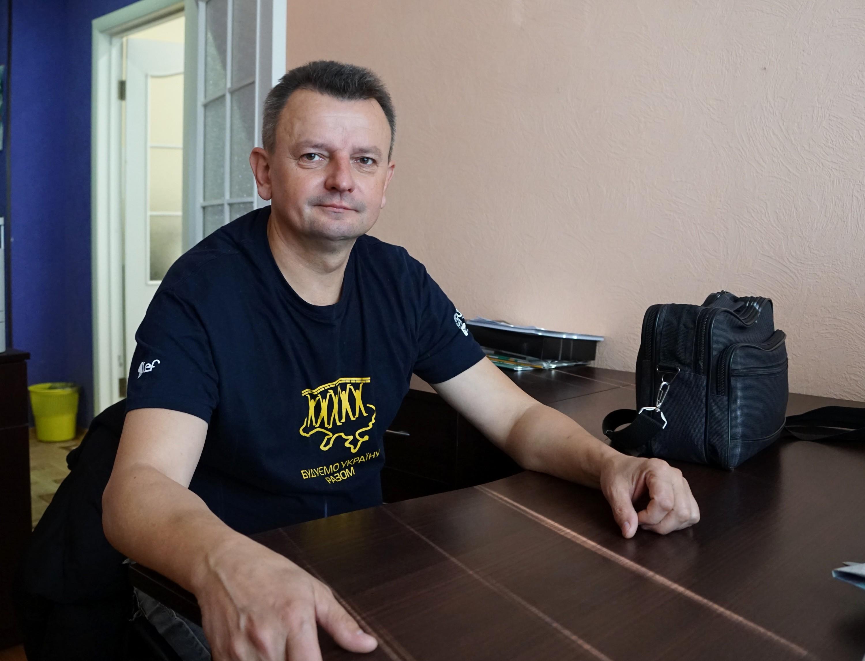 "Рыгор Грык. Фота - ПЦ ""Вясна"""