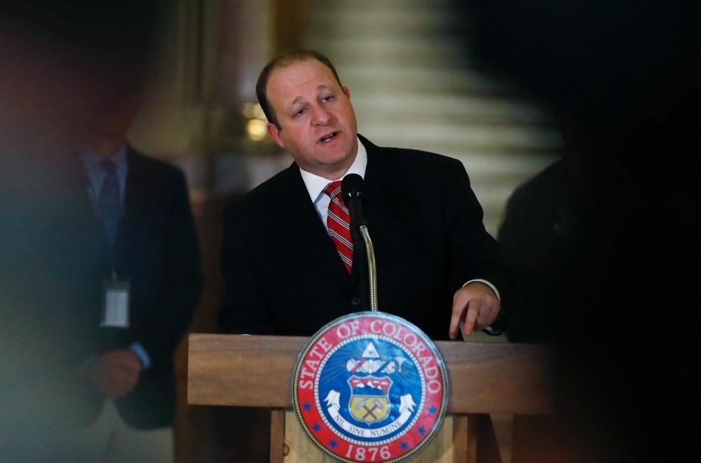 Губернатар штата Каларада ЗША. фота: David Zalubowski