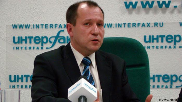 Ігар Каляпін. Фота: dw.com