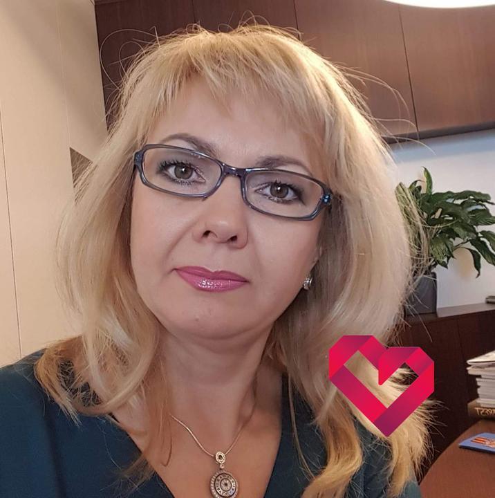 Алена Карагачава. Фота Facebook / Елена Карагачева