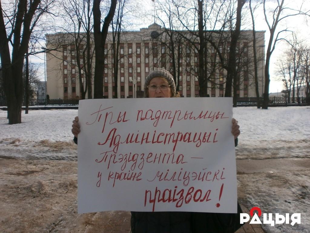Валянціна Каваленка. Фота: Беларускае Радыё Рацыя.