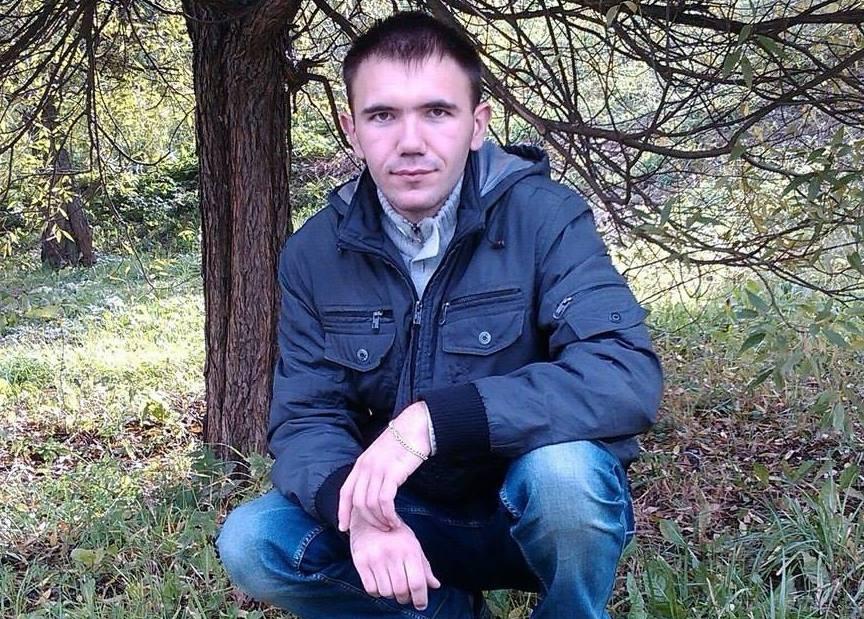 Зміцер Казакевіч. Фота з Faceboook
