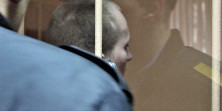 Казакевіч у судзе