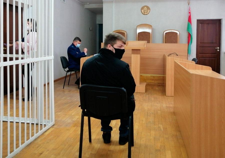 Казлоўскі Аляксей. Фота: Беларускае Радыё Рацыя.