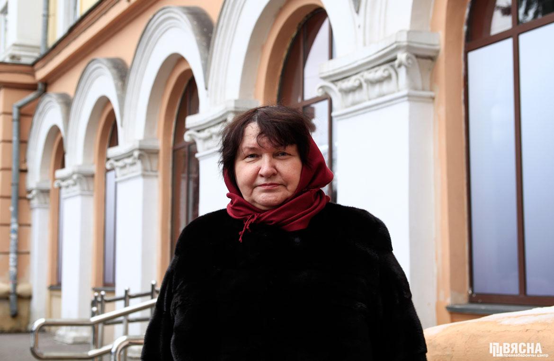 """Людміла Кучура. Фота: ПЦ """"Вясна"""""""