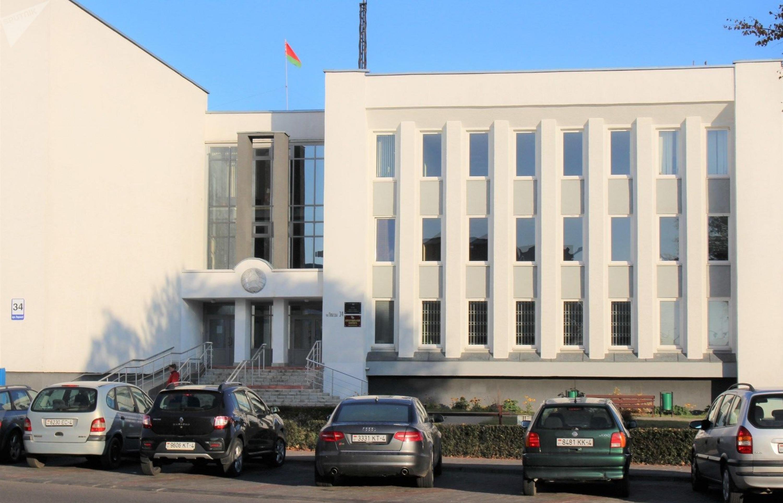Суд Лідскага раёна