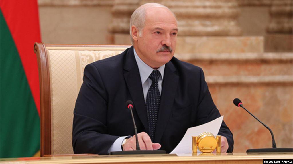 Аляксандар Лукашэнка на сустрэчы з прадстаўнікамі праваахоўных органаў, 20 жніўня 2019 году