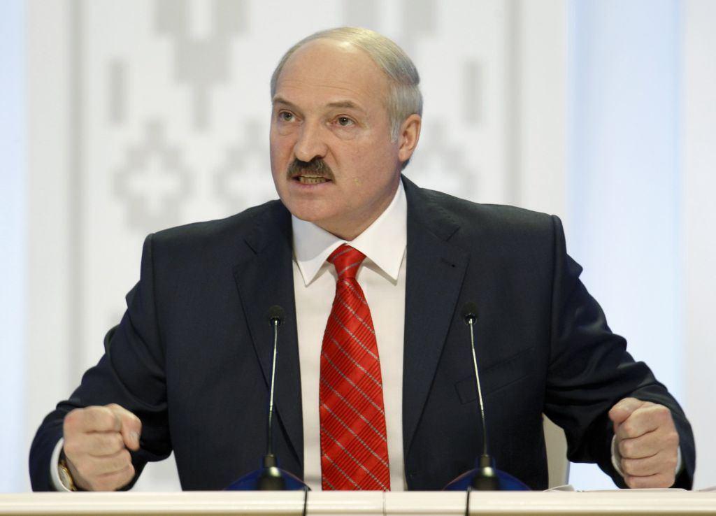 Аляксандр Лукашэнка