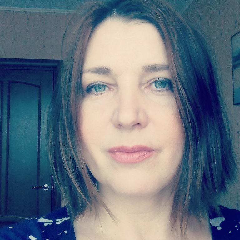 Марына Мацулевіч. Фота з Facebook