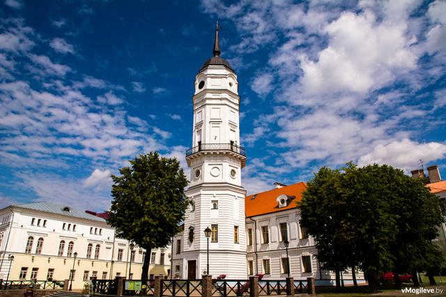 Ратуша ў Магілёве. Фото: http://vmogileve.by