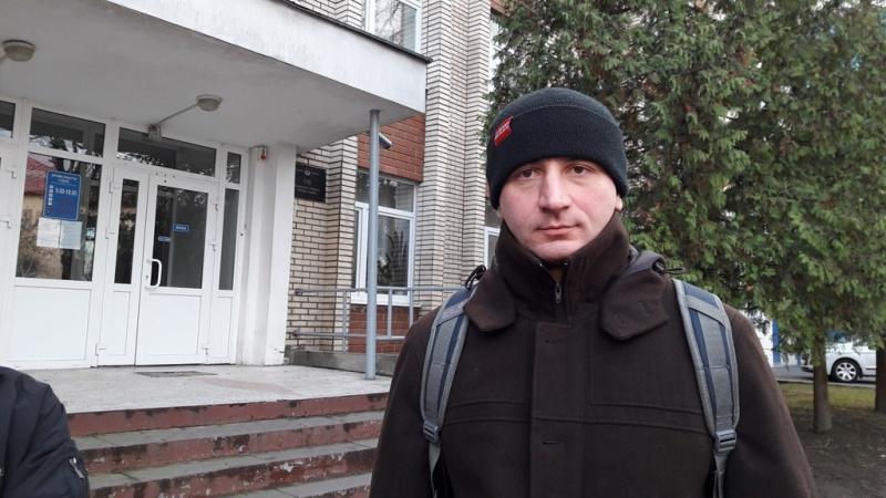 Анатоль Мышкевіч. Фота: Радыё Рацыя.